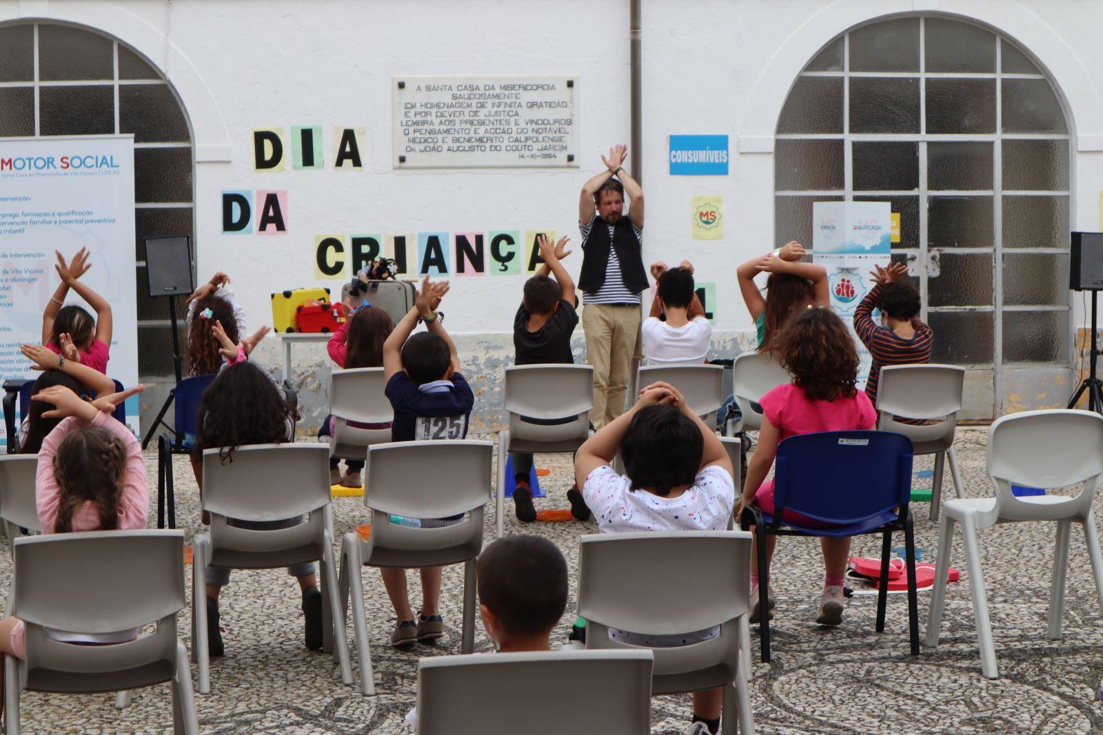Vila Viçosa | Celebrar com diversão e reflexão