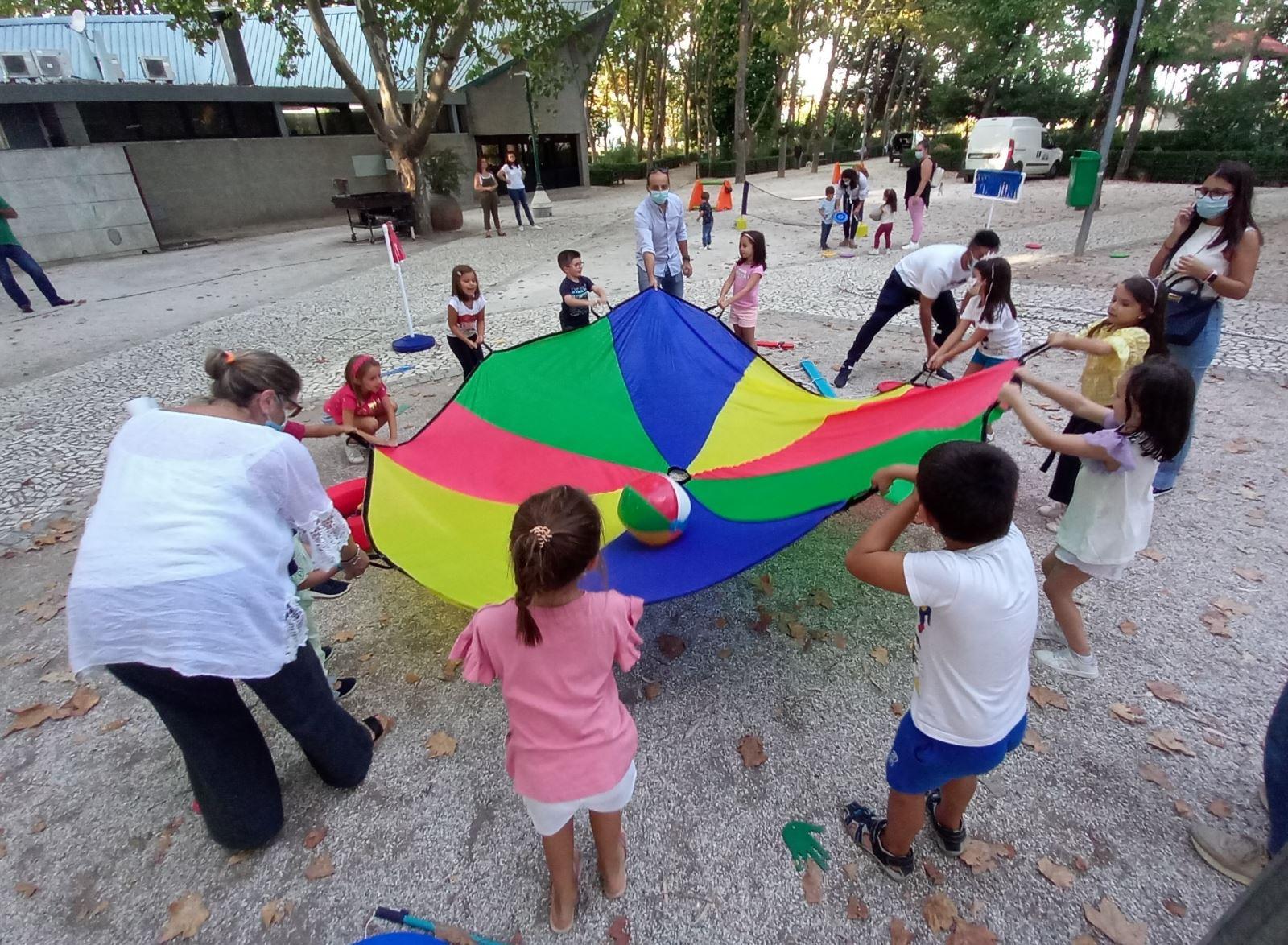 Vila Viçosa | Brincar com diversão e consciência