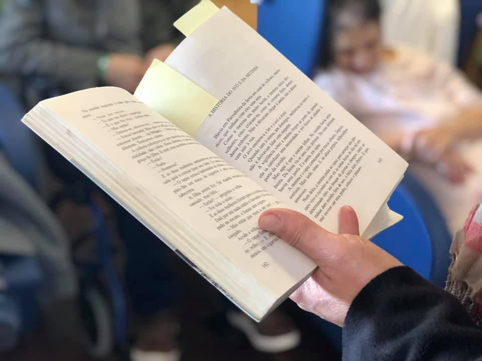 Montalegre | Livros cruzam  vivências e leituras na UCC
