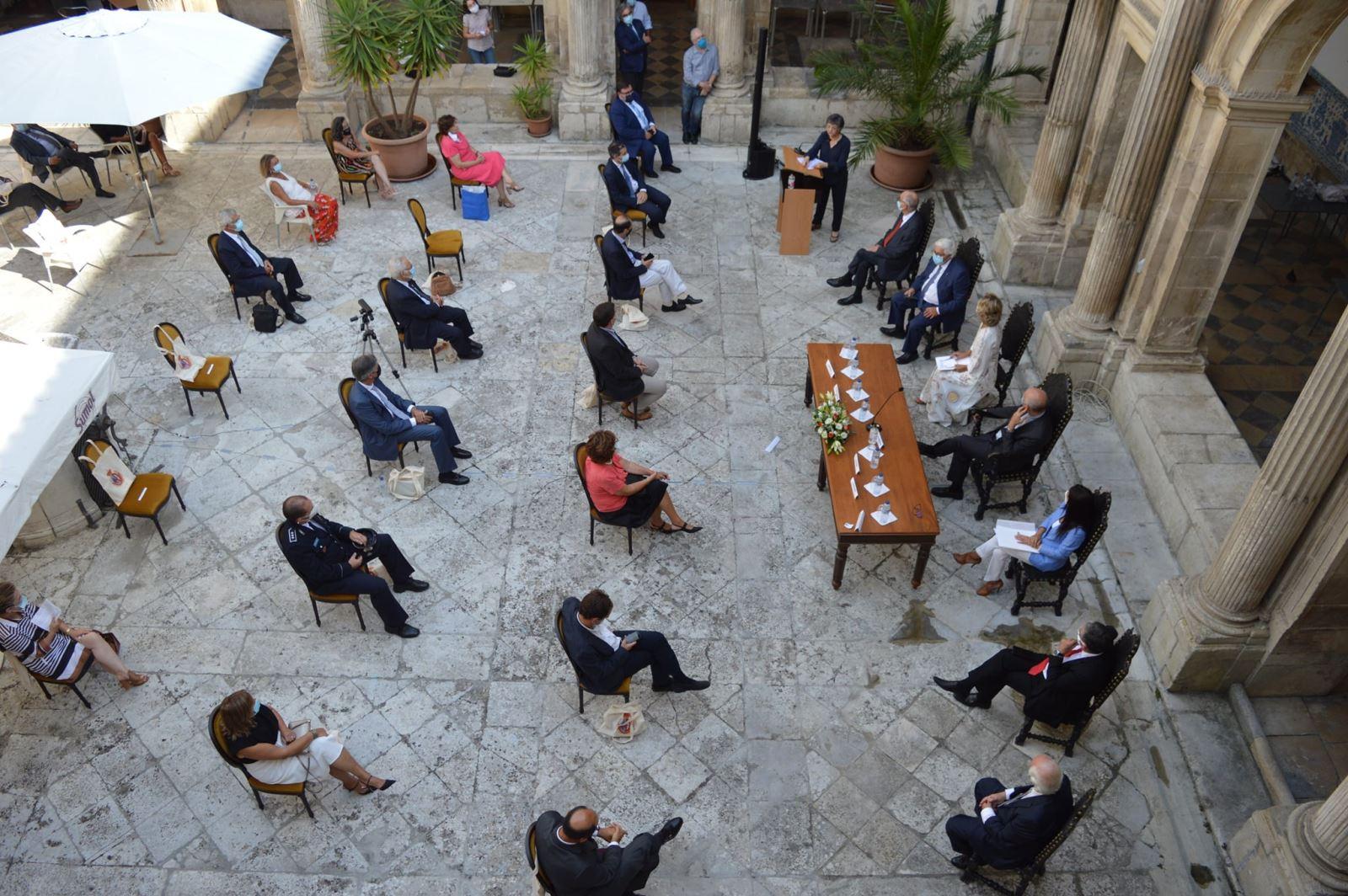 Coimbra | 'Misericórdias estiveram mais uma vez na linha da frente'