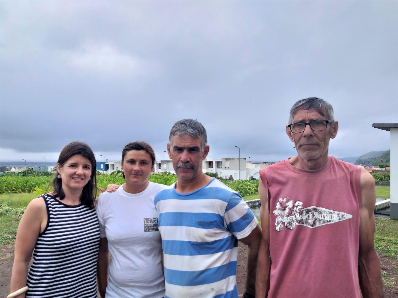 Maia/Açores | Empresa social e produção biológica de hortícolas