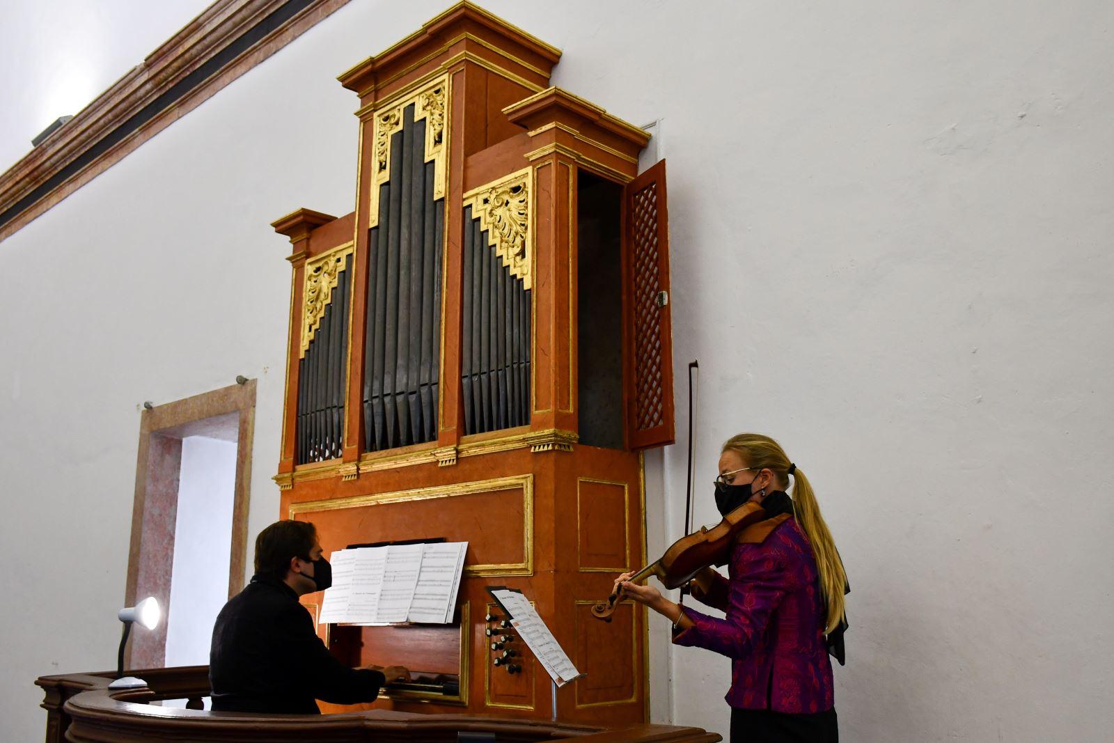 Torres Vedras | Ciclo de órgão como 'sinal de esperança' para todos