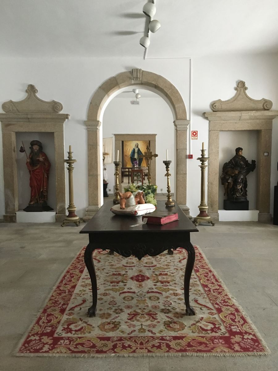 Castelo Branco | Santiago de Compostela atrai visitantes