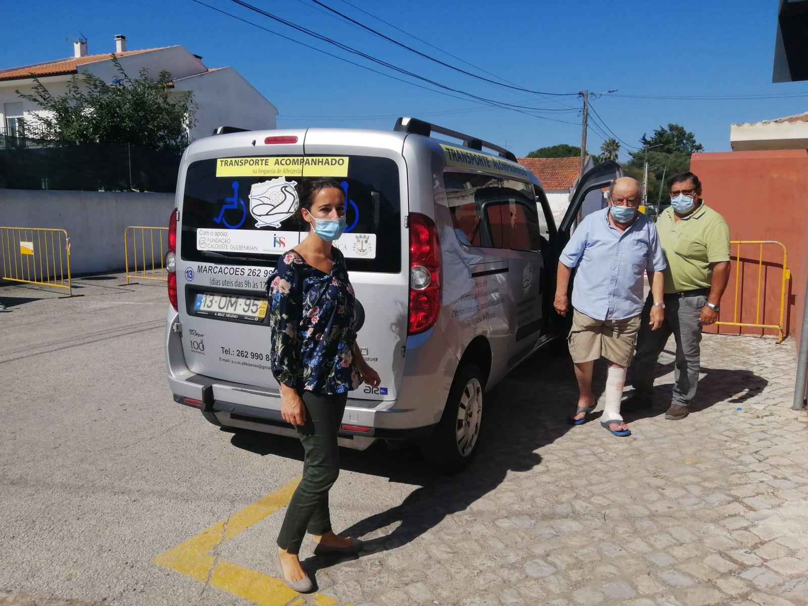 Alfeizerão | Garantir acesso a produtos e serviços da comunidade
