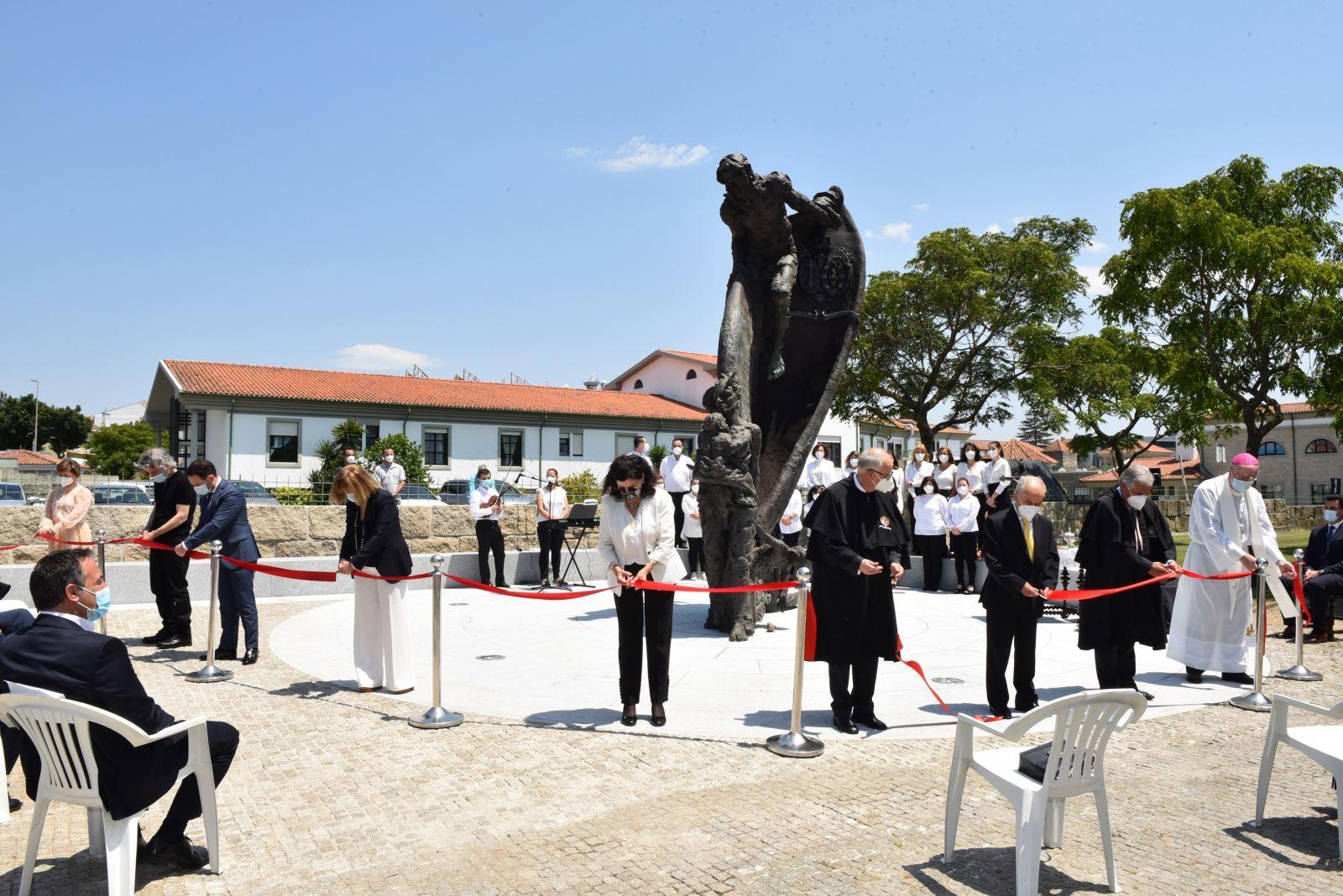 Vila do Conde | Homenagem aos benfeitores e ao provedor cessante