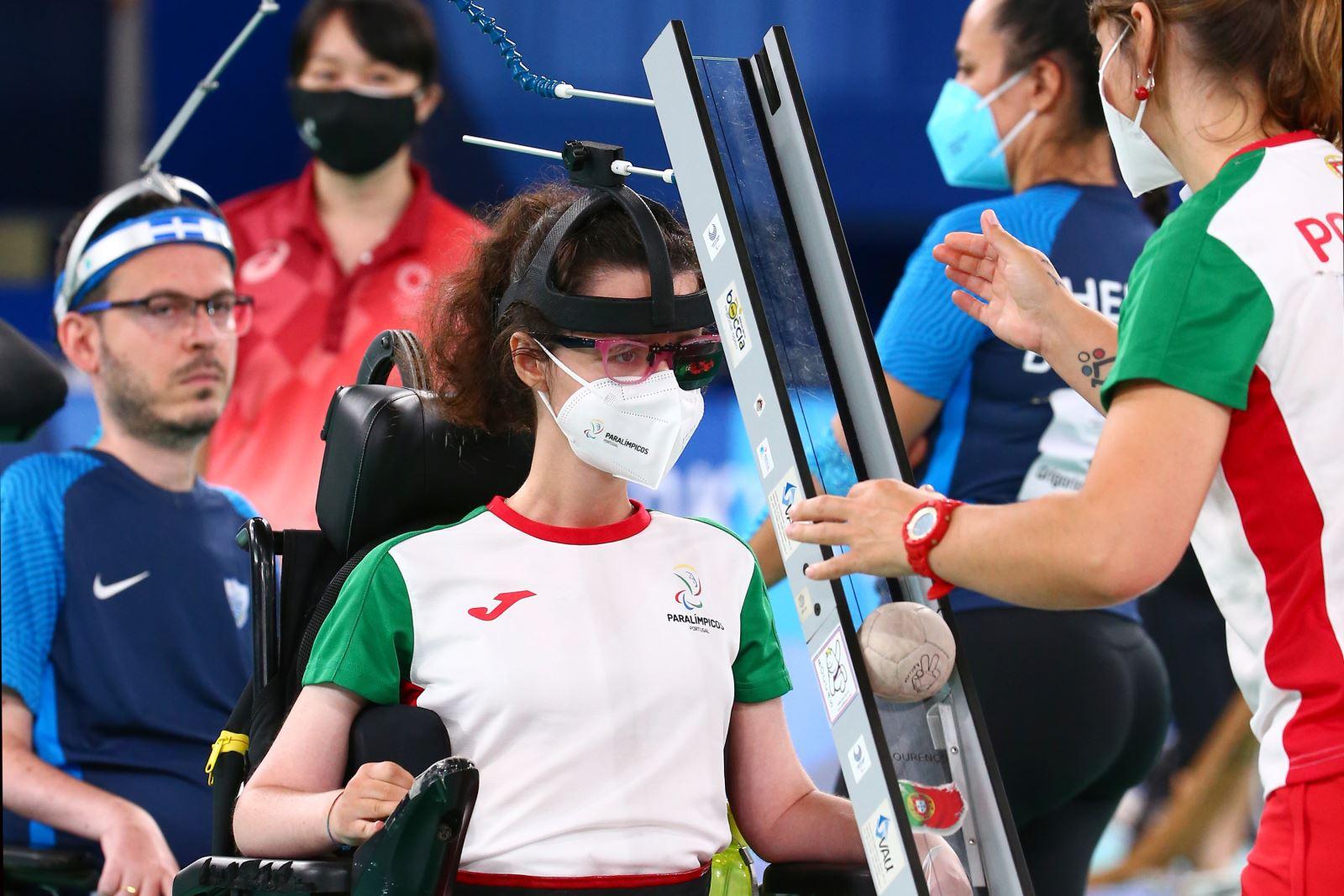 Jogos Paralímpicos   'Umas vezes ganha-se, outras aprende-se. Sei que aprendi'