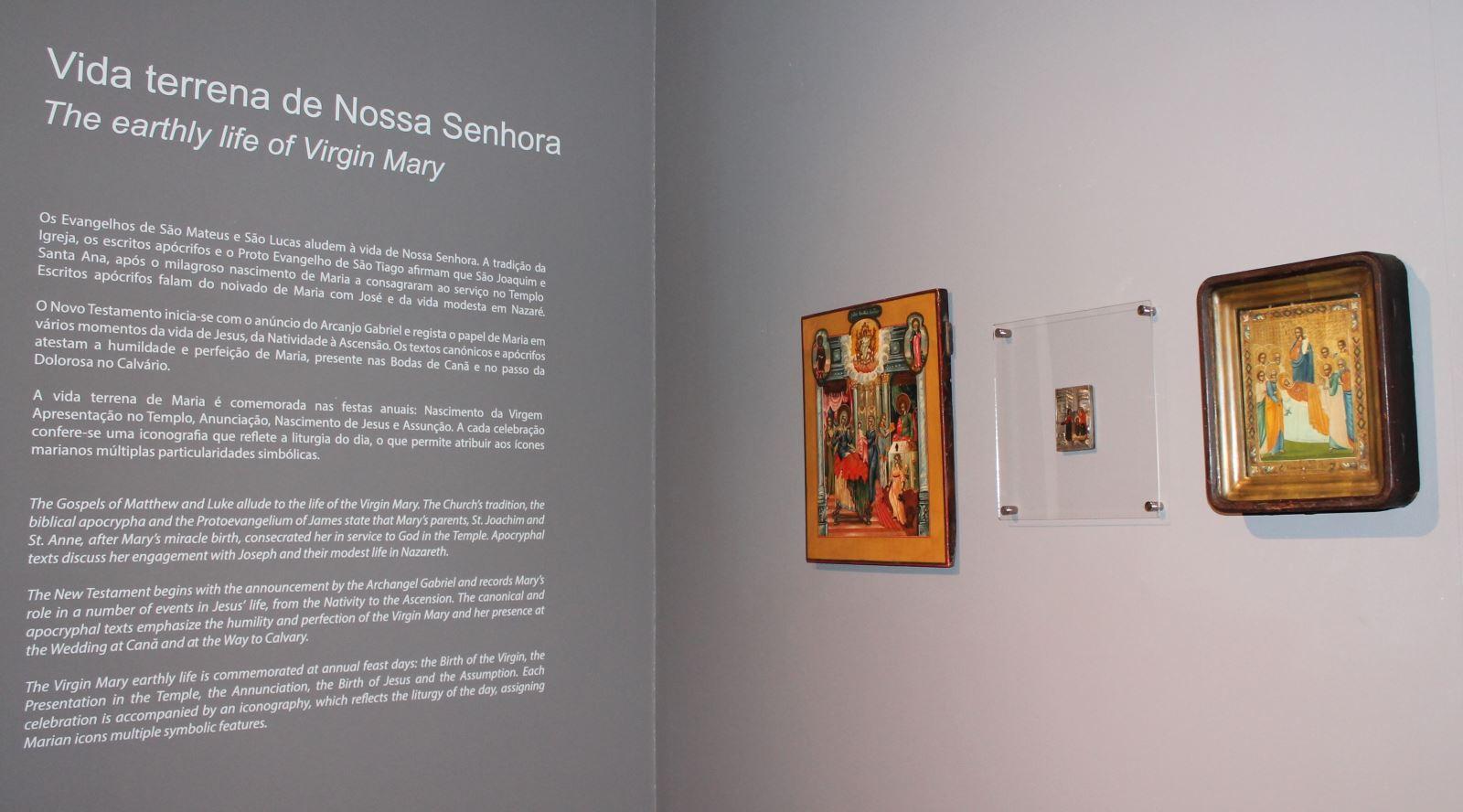 Viseu | Diálogo entre arte russa e o manto de Nossa Senhora