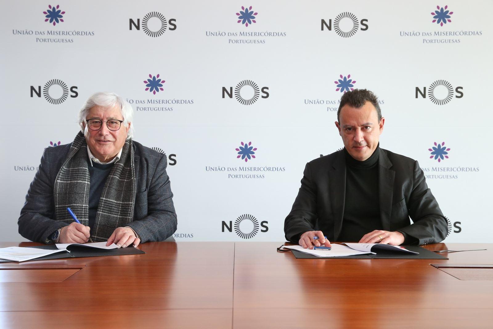 UMP | Acordo com a NOS para mais inovação tecnológica