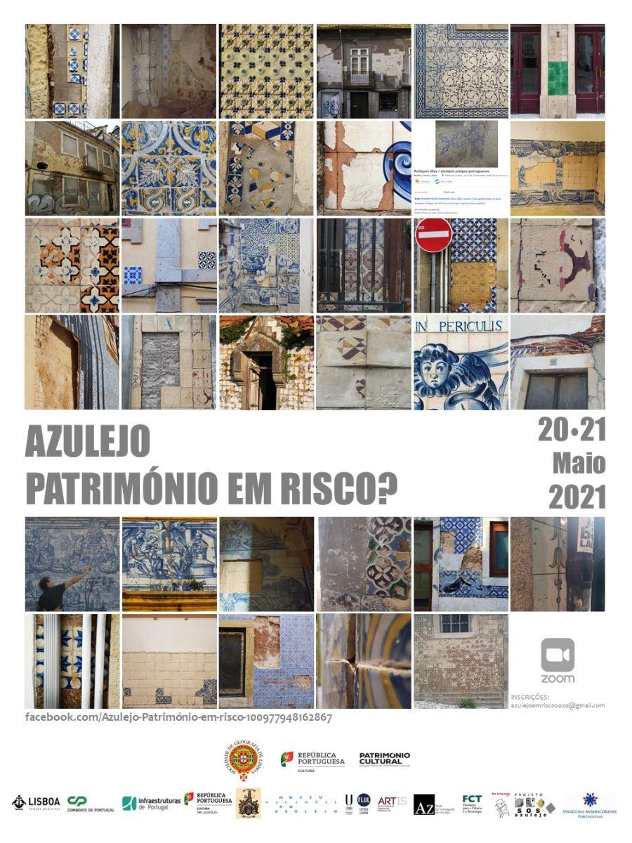 Congresso sobre património azulejar português é já nos dias 20 e 21 de maio