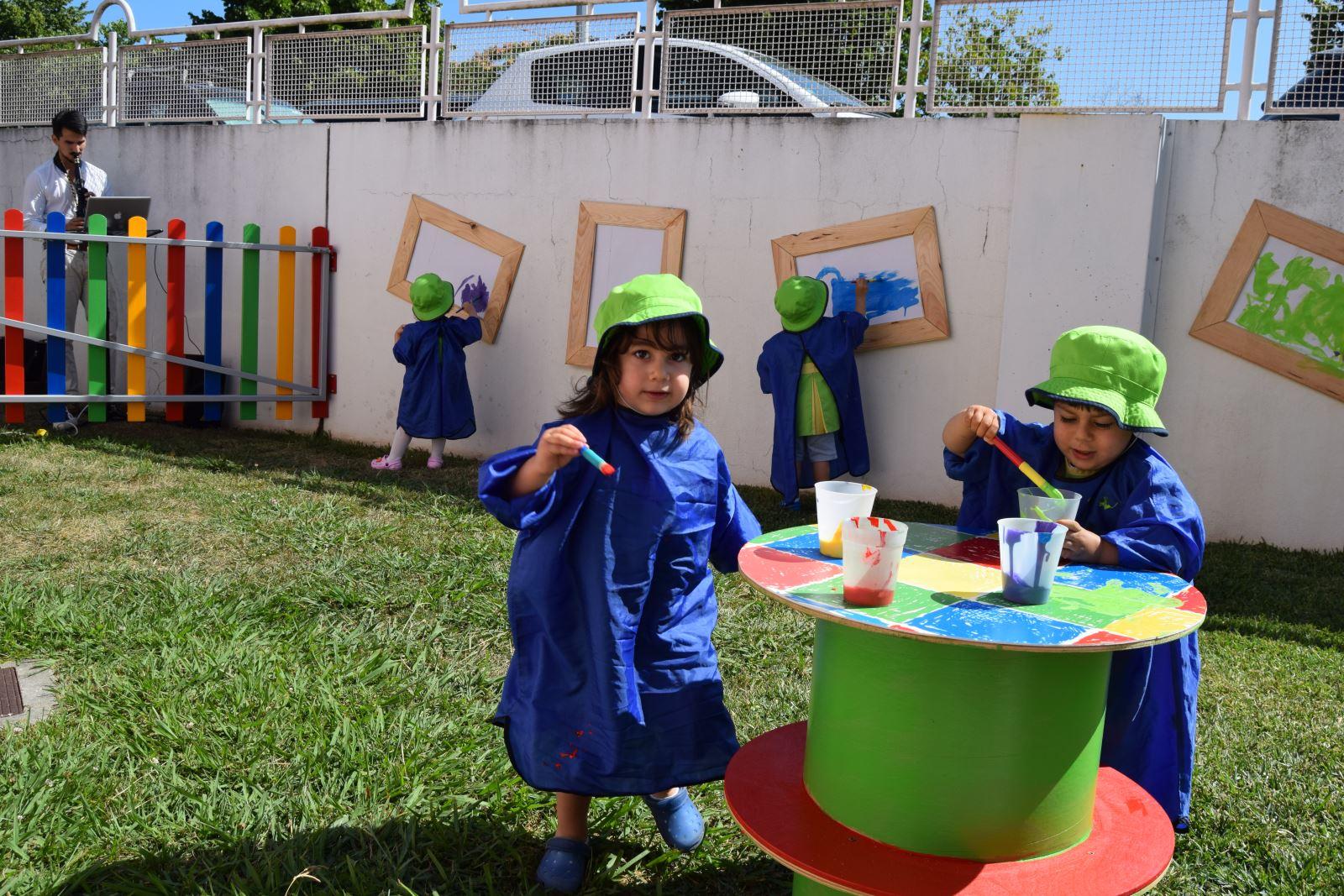 Pombal | Magia das artes para ajudar as crianças a crescer