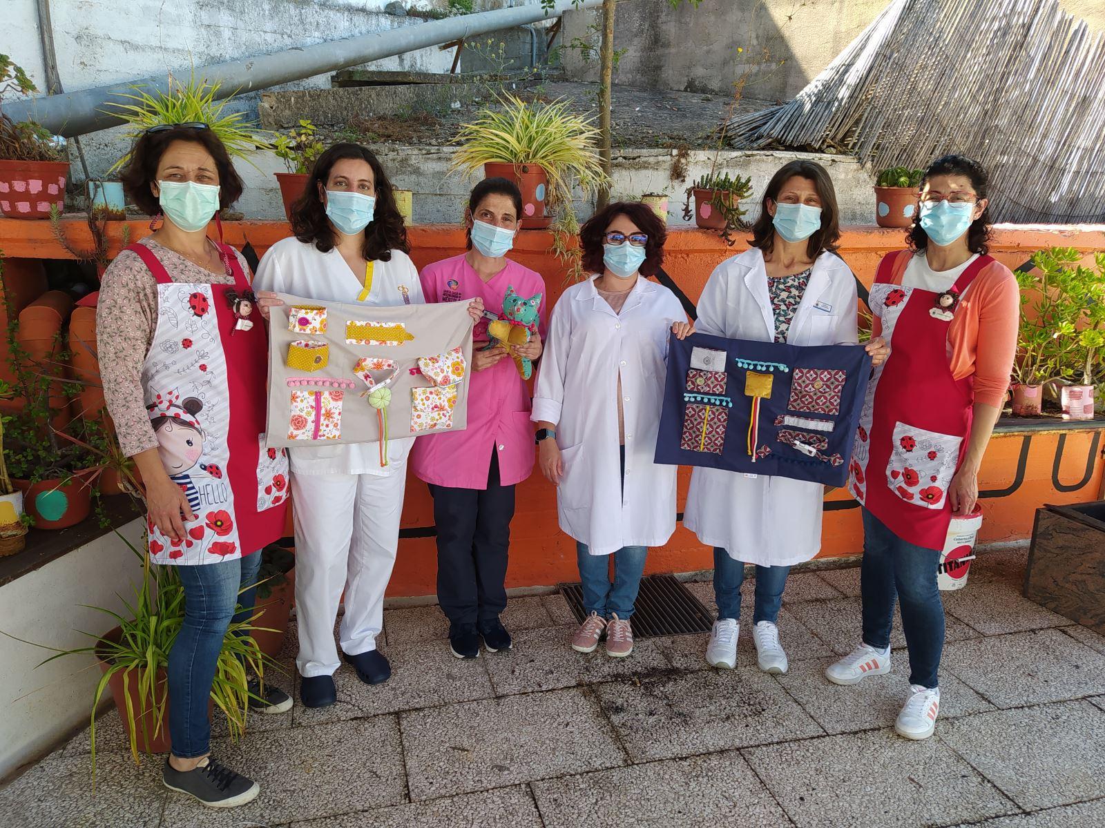 Mértola | 'Linhas Solidárias' para costurar e ajudar a sorrir