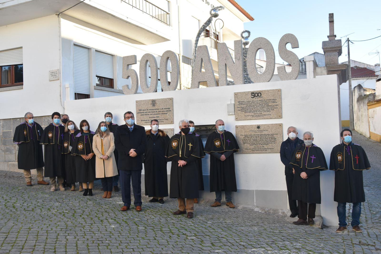 Crato | Homenagem para celebrar 500 anos dedicados à causa