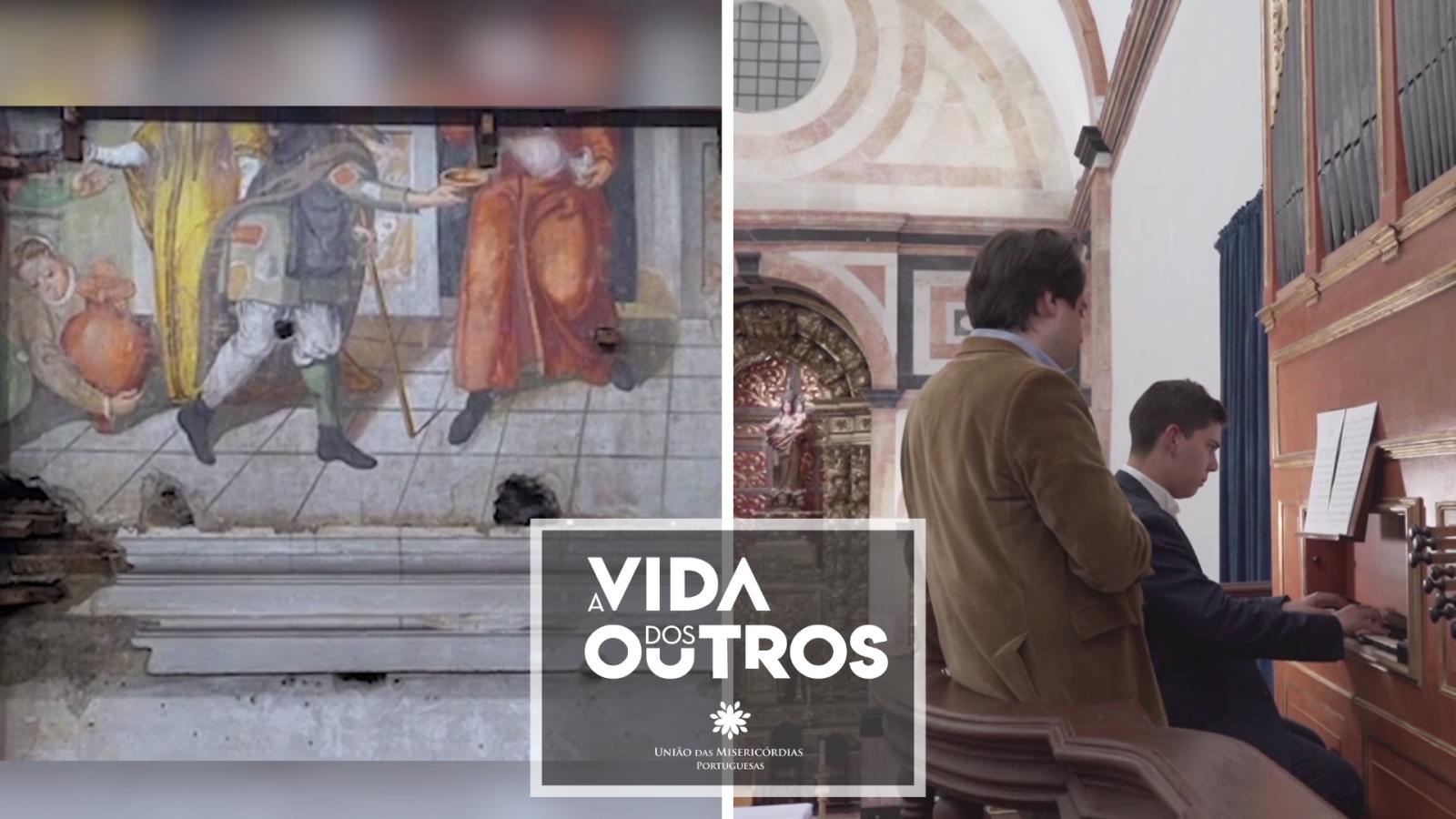 DIMS | Filmes da UMPtv  apresentam projetos de conservação do património das MIsericórdias