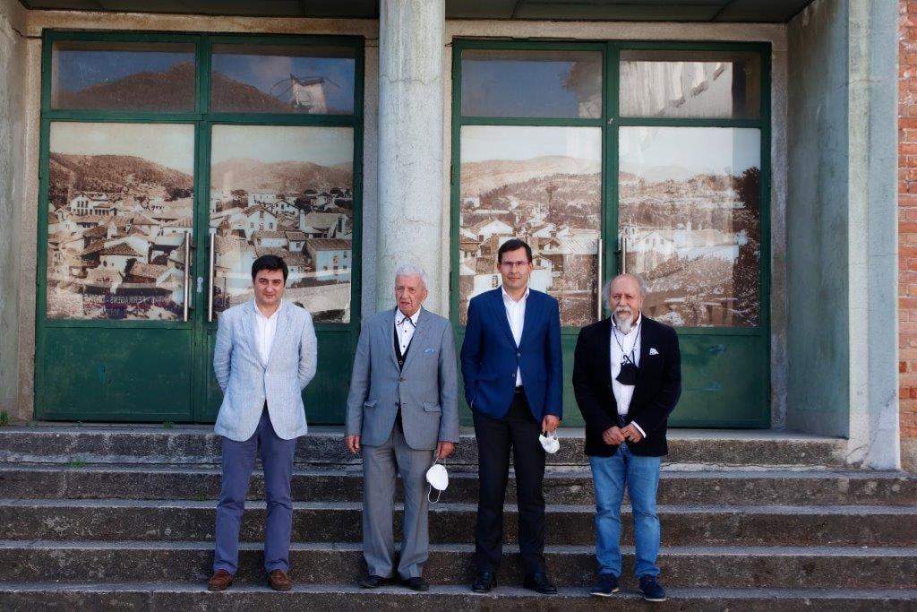 Arganil | Parceria com a autarquia para reabilitar cineteatro