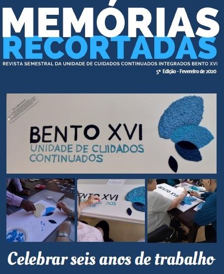 UMP | Quinta edição da revista da UCC Bento XVI