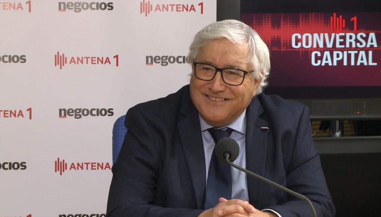 Antena 1 e Jornal de Negócios   Entrevista a Manuel de Lemos