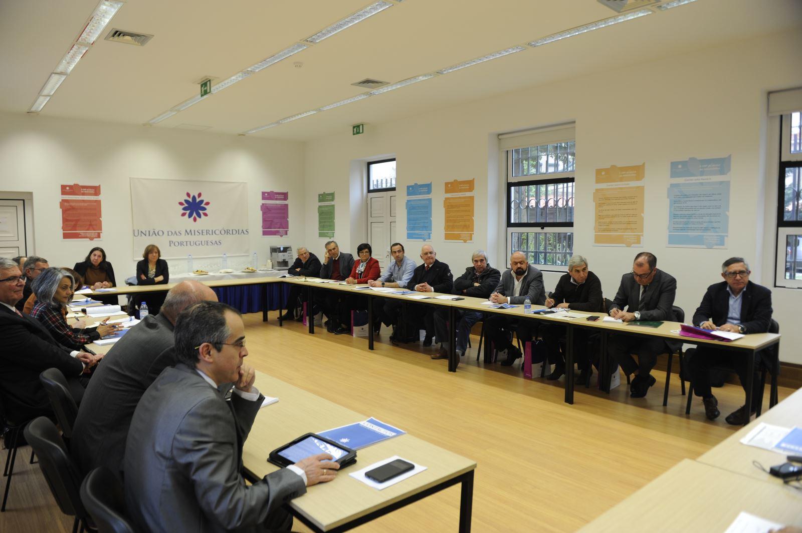 União | Misericórdias 'mais fortes em união'