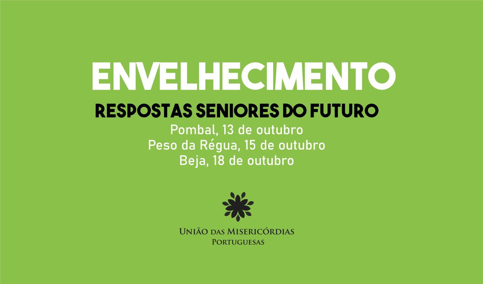 Ciclo de conferências em todo o país sobre o futuro do envelhecimento