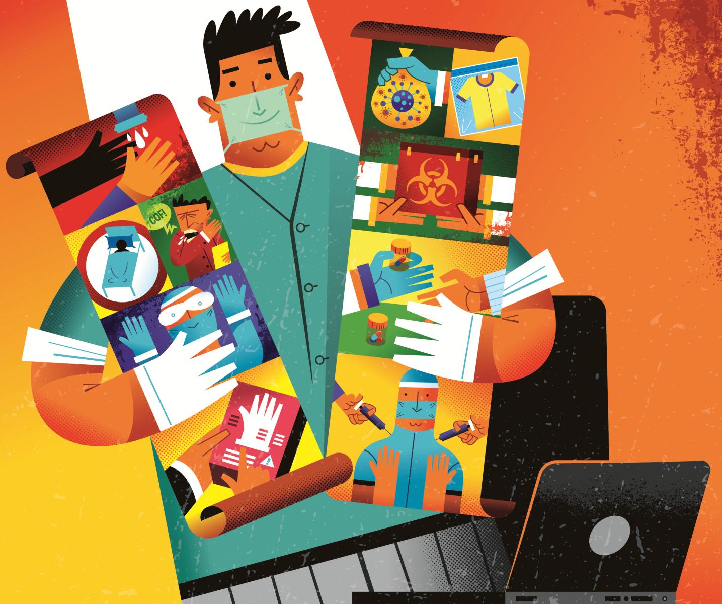 Uniformizar práticas para prevenir infeção