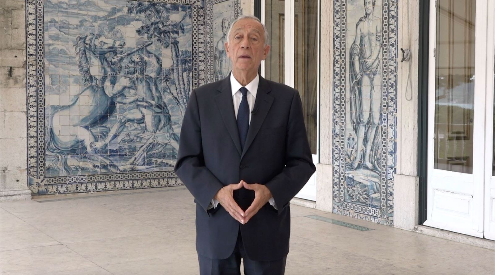 Presidente da República | 'Eu acredito nas Misericórdias'