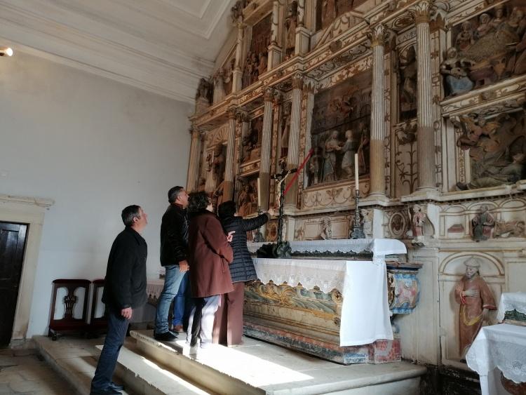 Património | Angariação de fundos para restaurar igreja da Misericórdia de Tentúgal