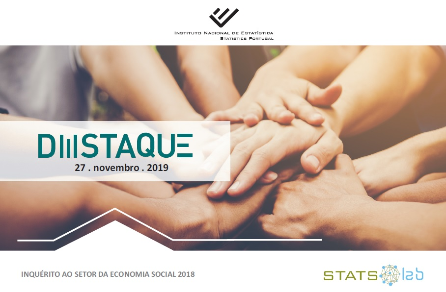 INE | Resultados do Inquérito ao Setor da Economia Social 2018