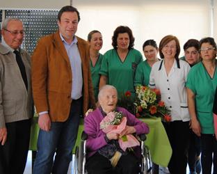 Barcelos | Utente com 106 anos conta segredo para longevidade