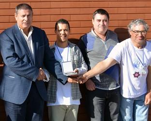 Boticas | Primeiro prémio em torneio de remo adaptado