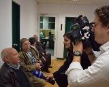 Bragança | Idosos visitam RTP no Dia Mundial da Televisão