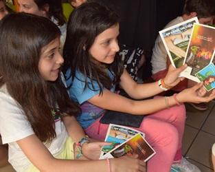 Bragança   Alertar crianças para a prevenção de fogos florestais