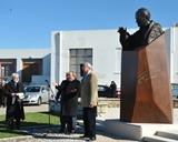 CJPII   Busto de João Paulo II para celebrar 25 anos