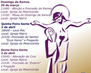 Caminha | Comemorações da Quaresma e Semana Santa