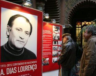 Alhos Vedros | Exposição sobre antigo utente da luta pela liberdade