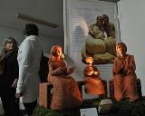 Cascais | Exposição de cerâmica conta história do presépio