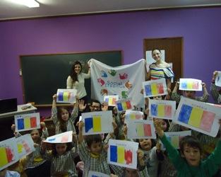 Covilhã | Projeto multicultural para crianças do infantário
