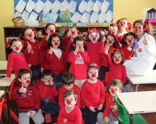 Covilhã | Infantários oferecem 'mais alegria às crianças hospitalizadas'