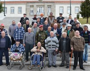 Chaves | Idosos 'convocados' para o Regimento de Infantaria 19