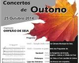 Seia   Concerto para celebrar chegada do Outono