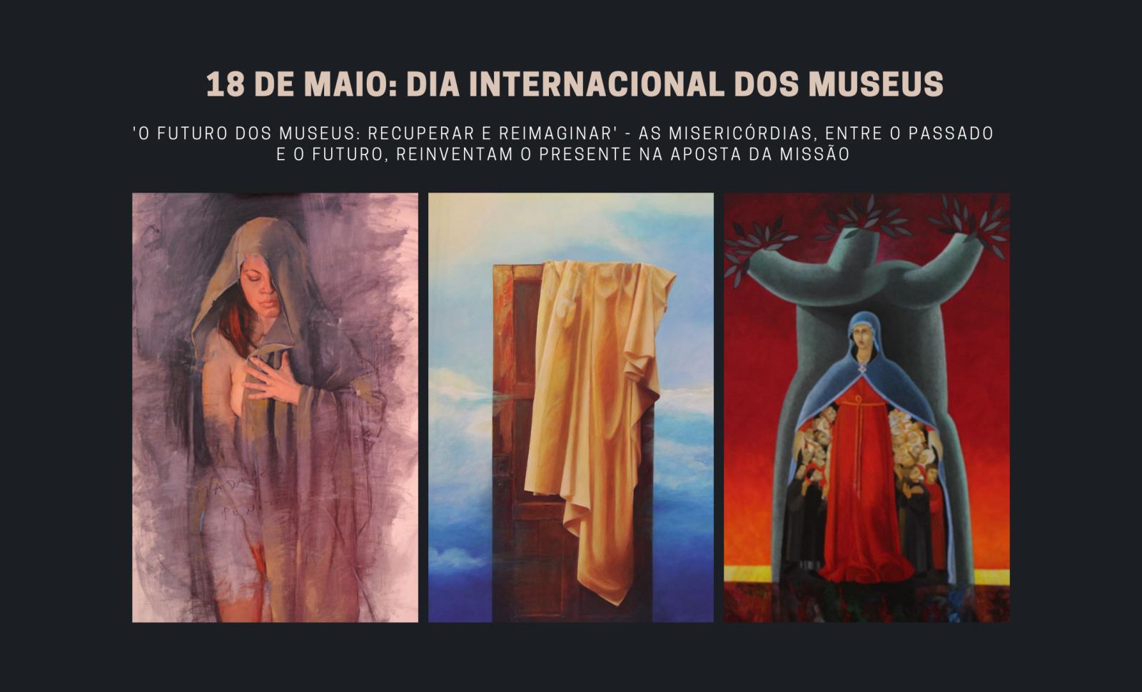 DIM | 'O futuro dos museus: recuperar e reimaginar'