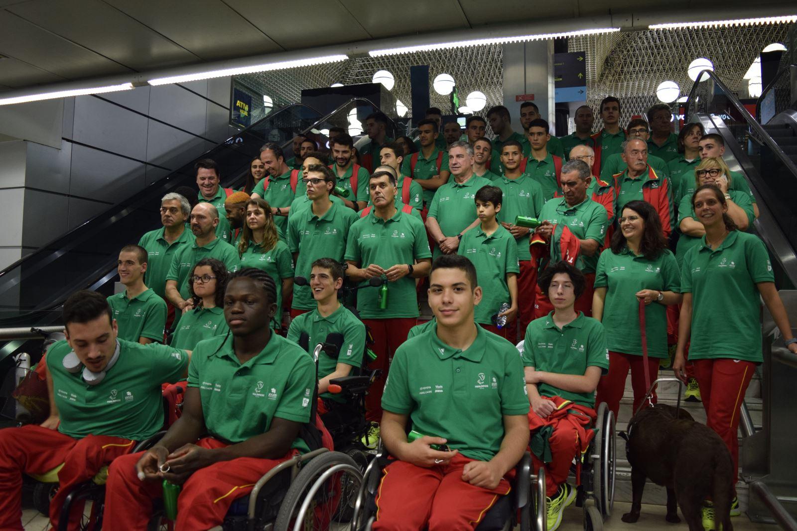 UMP | Atletas de boccia conquistam 3 medalhas em prova europeia