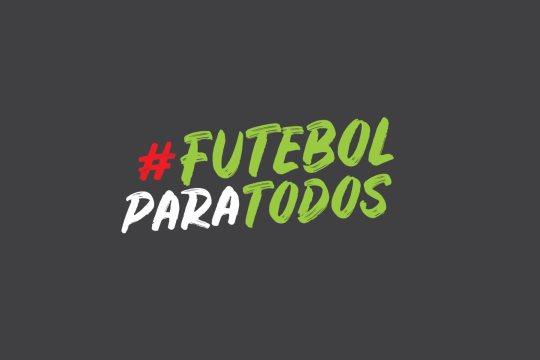 Inclusão Social | FPF lança concurso 'Futebol para Todos'
