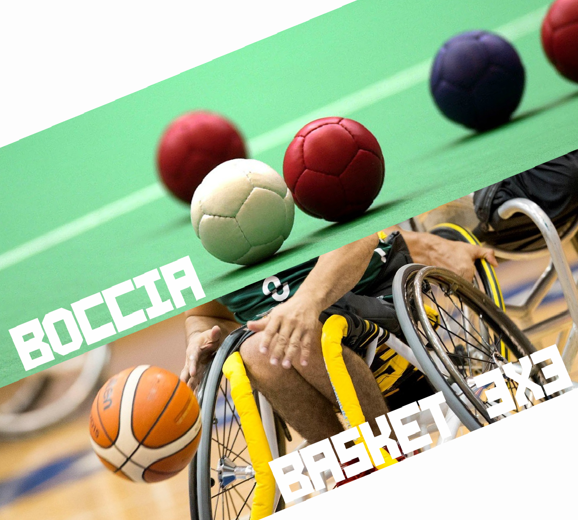 Galizes | Terceiro encontro de desporto adaptado