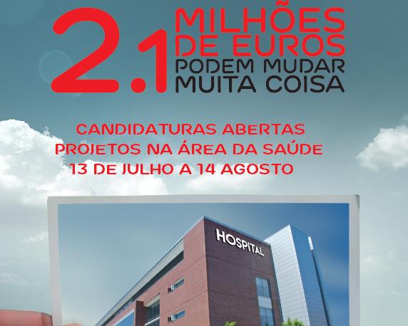 EDP Solidária | Candidaturas abertas para o programa EDP Solidária Saúde