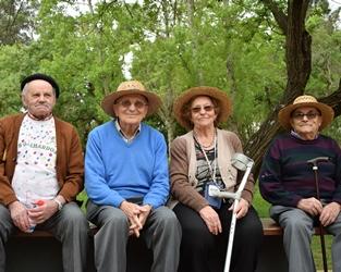 Entroncamento | Idosos mostram que envelhecer é sinónimo de alegria