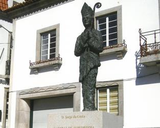 Alpedrinha | Inauguração da estátua de D. Jorge da Costa