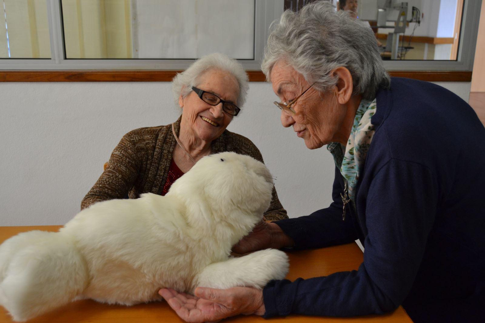 Pombal | Robô terapêutico para ajudar idosos com demências