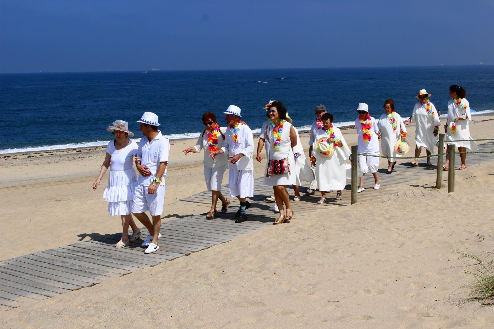 Paredes | Festa na praia para fomentar o convívio