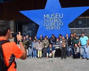 Bragança   Utentes do CEE visitam Museu Futebol Clube do Porto