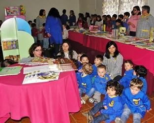 São Pedro do Sul | Feira do livro para crianças