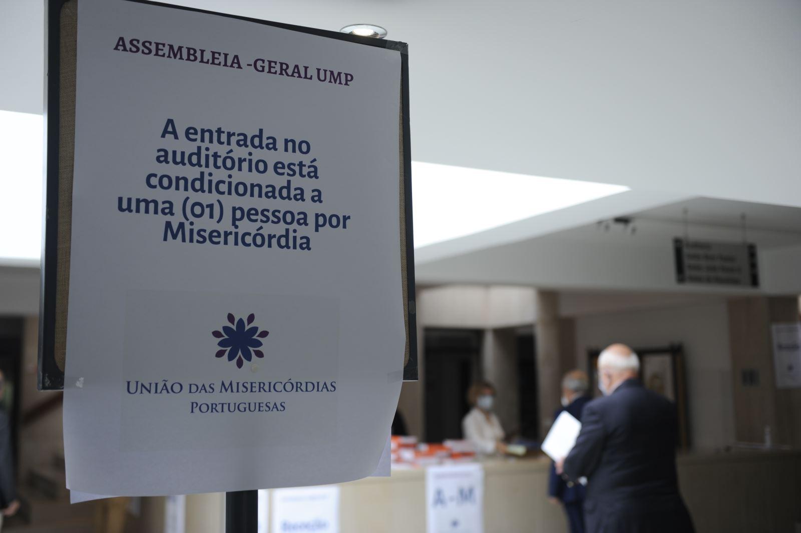 Misericórdias aprovam relatório de atividades e contas de 2019